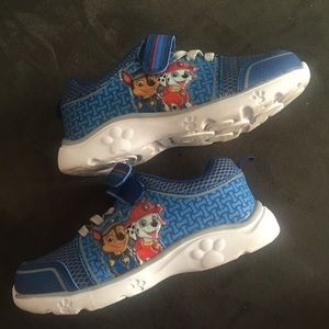 Other - Boys Paw Patrol shoes like new